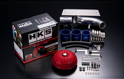 HKS Racing Suction(レーシングサクション) 70020-AT105●本体サイズ:Φ150-70/Red ●車種:ist UA-、CBA-NCP61 1NZ-FE 02/05-07/07 ※1.5L FF用