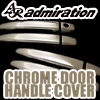 クロームドアハンドルカバー(ADMIRATION CHROME DOOR HANDLE COVER)