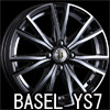 BASEL YS7新製品!
