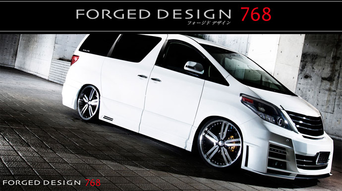 FORGED DESIGN 768