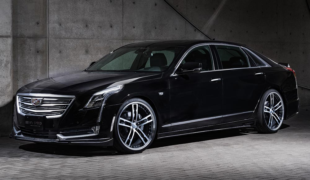 <strong>CADILLAC CT6(O1SL)</strong>2017/2016 Model</strong>