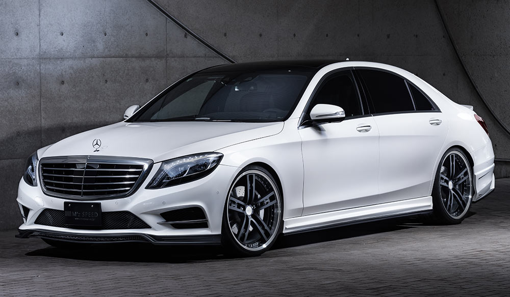 <strong>S-Class W222<br></strong>S400h/S550 AMG Line</strong>