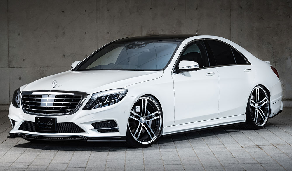 <strong>S-Class W222<br></strong>S300h AMG Line</strong>