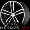 FORGED DESIGN 555