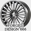 FORGED DESIGN 666