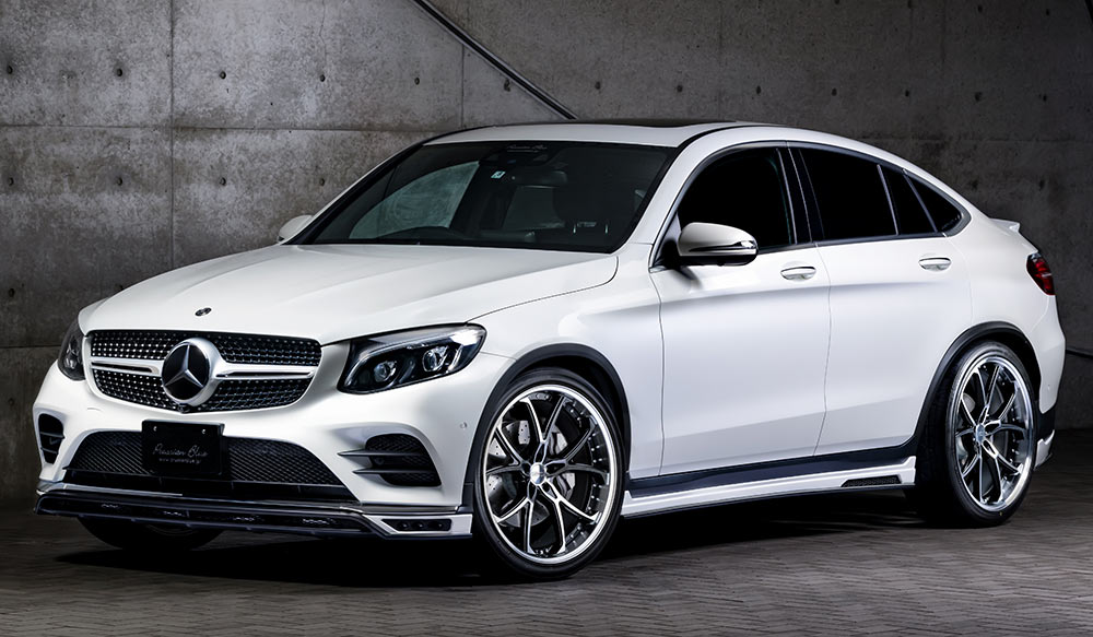 <strong>GLC-Class Coupe C253<br></strong><span>GLC200/GLC220d 4MATIC/GLC250 4MATIC Sports</span></strong>